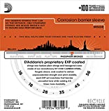 D\'Addario EXP42 with NY Steel Coated Resophonic Guitar Strings, Coated, 16-56