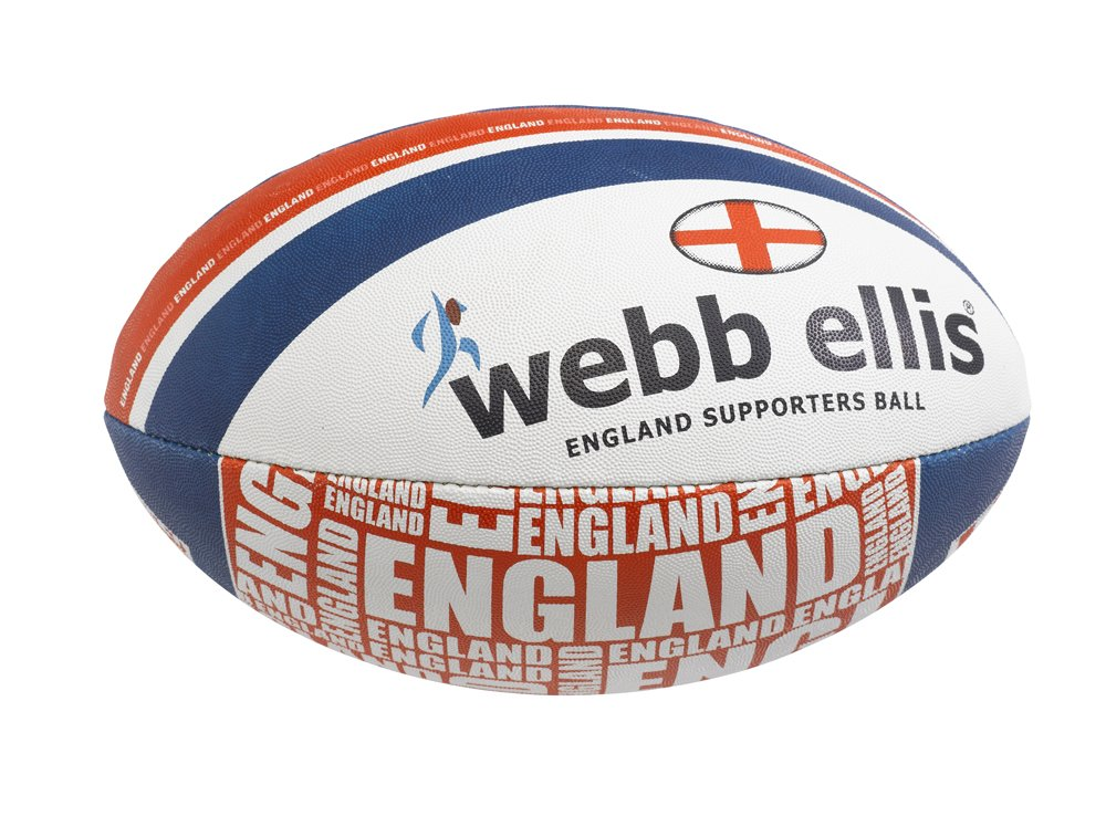 Webb Ellis - Pelota de Rugby (para Cualquier Clima, Entrenamiento ...