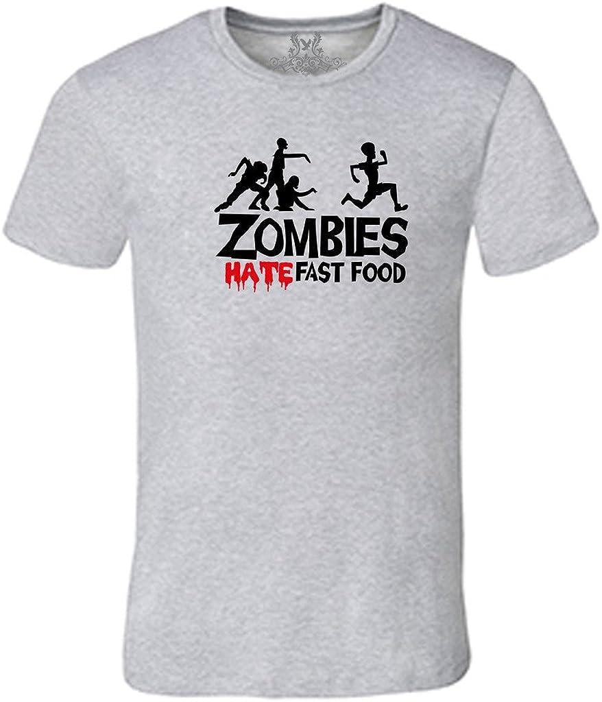 Gs-eagle Men's Classic Alien Graphic T-Shirt