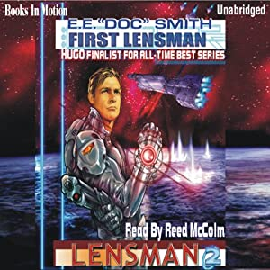 First Lensman Audiobook