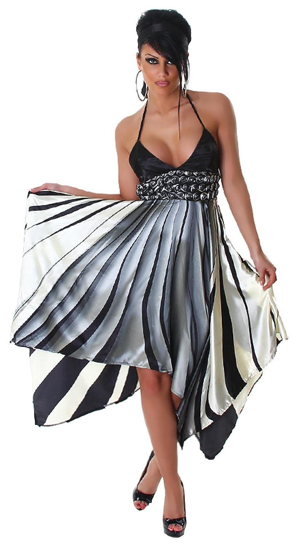 Neckholder kleid elegant - Modische Damenkleider