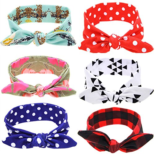 Headband Children Turban Headdress Multi colors