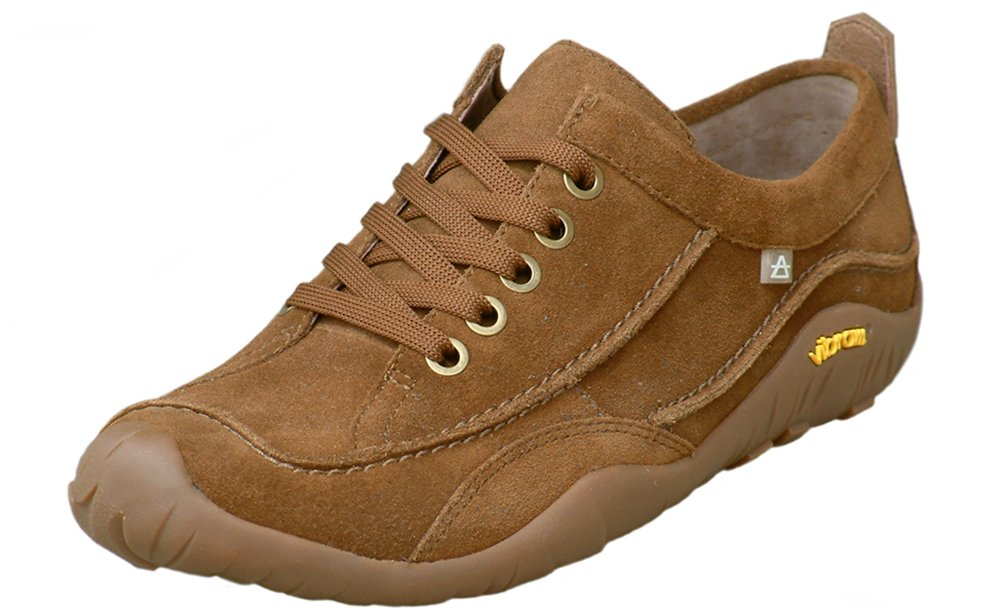 Roy Hayes Studio La Cruz Casual Shoes for Men mens 7 / womens 9|Dark Tan