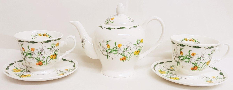 Silicone Teapot Tea Pot Spout Cover Sleeve Protector White 3pcs