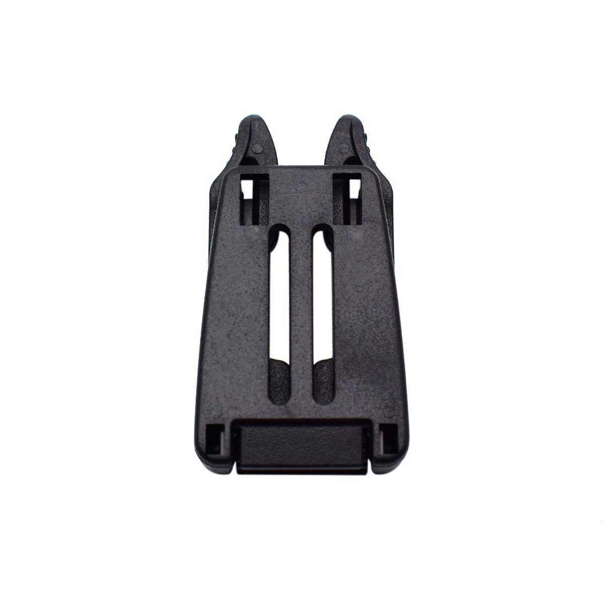 Annex Clips Adjustable Foldable Molle Accessories Buckles,Removable Tactical Strap Clips Connect Molle Bag Backpack 5 pcs A002