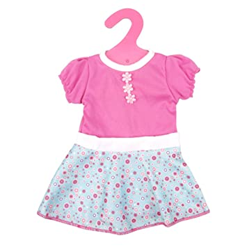Doll Party Dress Clothes For 18 inch American Girl
