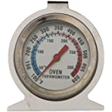 Electomania® Stainless Steel Oven Thermometer