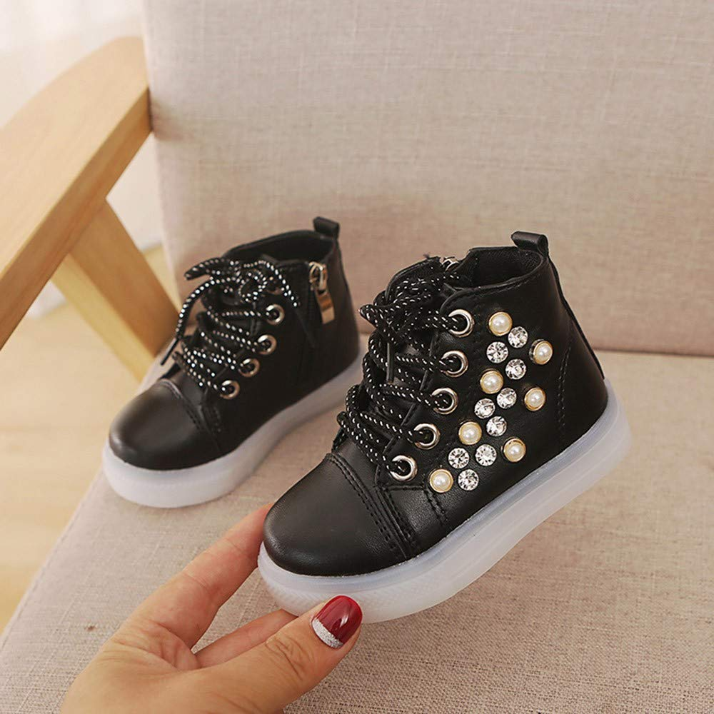 Lurryly❤Womens Fashion Girls Lace-up Sneakers Running Shoes Casual Shoes