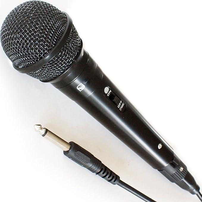 Karaoke System/Kit-2 x Lautsprecher & 2 x: Amazon.de: Elektronik