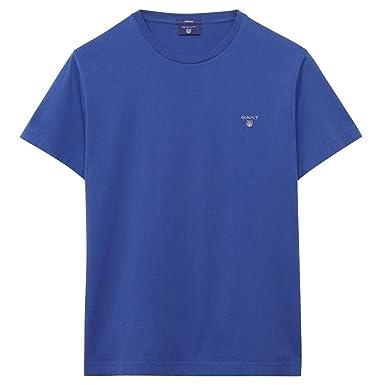 ea0c5e3bc7f0 Image Unavailable. Image not available for. Colour: Gant Men's Original  Solid T-Shirt