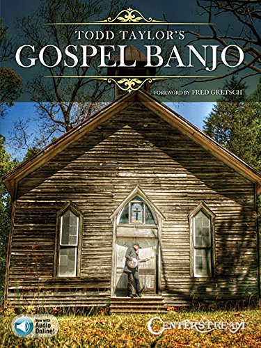 Gospel Music Tablature - Todd Taylor's Gospel Banjo