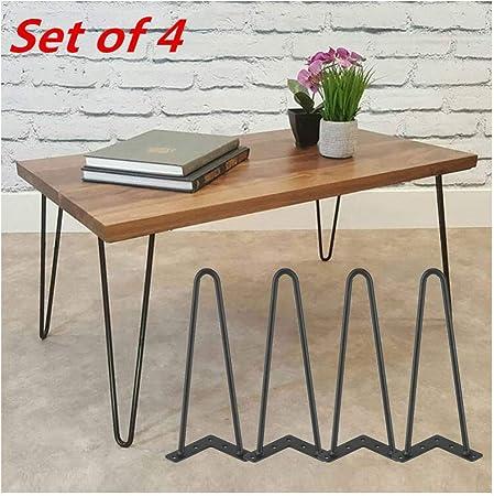 Amazon Com 8 12 16 28 Hairpin Coffee Table Legs Diy Metal Set