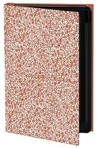 Keka Classic - Funda para iPhone 4 y 4s (diseño de burbujas de Sarah Ehlinger, fijación a presión), color rojo