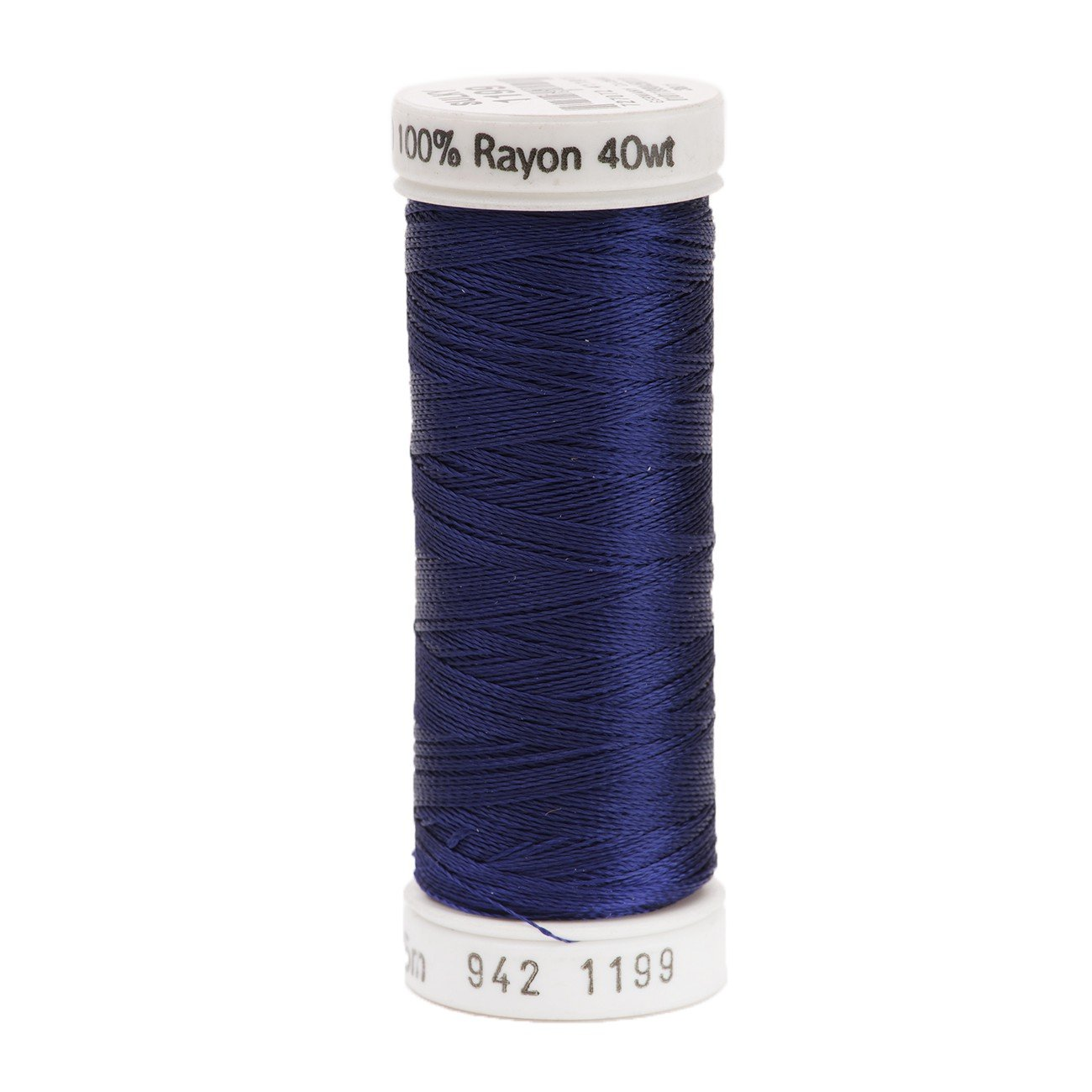 Sulky Rayon Thread for Sewing, 250-Yard, Admiral Navy Blue