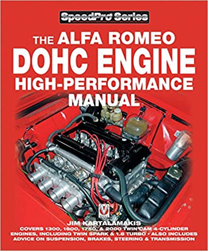 Alfa Romeo DOHC Engine High-Performance Manual (SdPro Series ... on alpine romeo, ver videos de romeo, things that describe romeo, marseille romeo, alpha romeo, giulietta and romeo, uggs on sale men's romeo,
