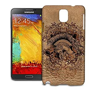 Phone Case For Samsung Galaxy Note 3 N9005 - Gladiator Fight or Die Glossy Cover