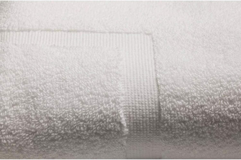 24pc lot of new white cotton hotel bath mats 7#dz 20x30 hotel supplies wholesale