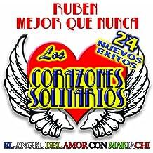 LOS CORAZONES SOLITARIOS 24 NUEVOS EXITOS