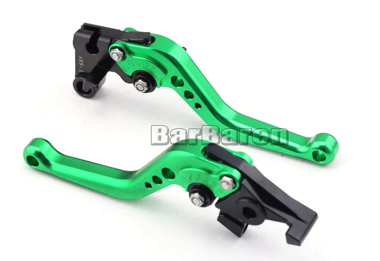 CNC Short Brake /& Clutch Levers For Kawasaki ZR-X 1100 1200 1999-2012 ZZR1100 1990-1999 ZX9 1994-1997 ZX7R ZX7RR 1990-2003 ZZR1200 2002-2005