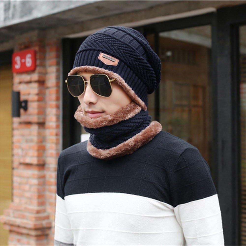 SUMTTER Sciarpa Scaldacollo Uomo//Donna Sportivo da Sci//Ciclismo Berretti Uomo Invernali Caldo in Pile Cappello