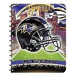 Brax NFL Baltimore Ravens 3D Memo Pad