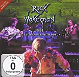 1984 - Live At The Hammersmith Odeon 1981(Cd+dvd) by Rick Wakeman