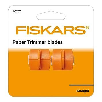Werkzeuge Neu Fiskars Tripletrack Klingen X2 Gerader Schnitt Büro & Schreibwaren