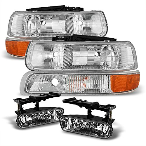 02 silverado headlight assembly - 7