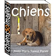 chiens (50 images) (French Edition)