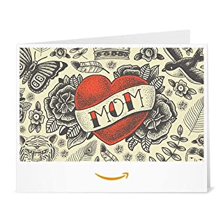 Amazon Gift Card - Print - Mom Tattoo (B01E80ERT2) | Amazon price tracker / tracking, Amazon price history charts, Amazon price watches, Amazon price drop alerts