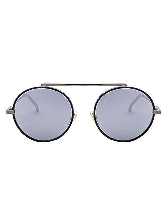 FENDI Luxury Fashion Hombre FFM0025SV81T4 Azul Gafas De Sol ...