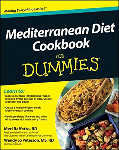 Download Mediterranean Diet Cookbook For Dummies ebook