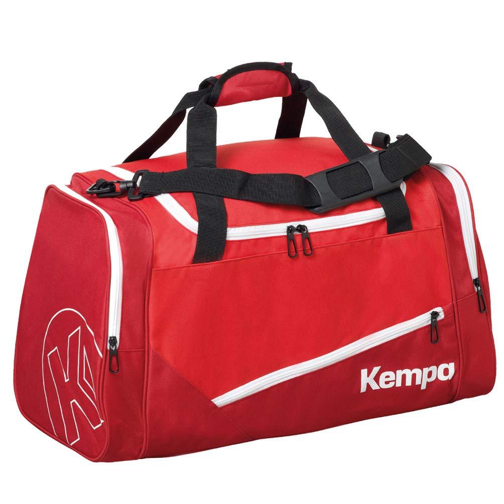 Kempa - Bolsa de Deporte (31 x 42 x 23 cm, 30 L), Color Rojo