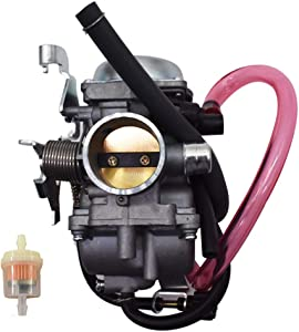 labwork Carburetor Carb Fit for Kawasaki KLF 300 KLF300 1986-1995 1996-2005 Bayou Carby ATV