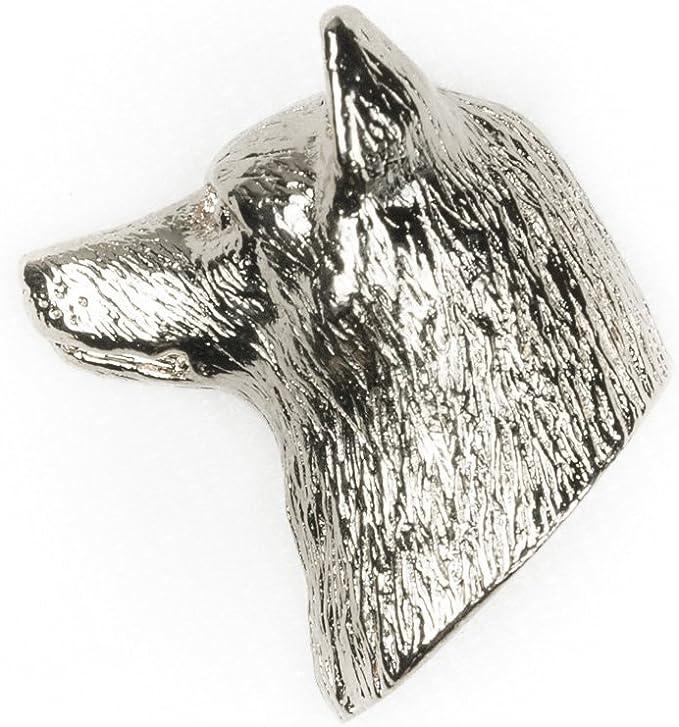 Amazing Details DOG COWBOY SHOE Lapel Pin Tack Pin amz1