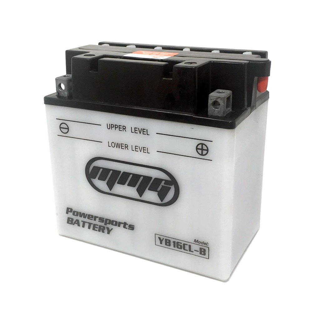 Amazon com: MMG YB16CL-B 12v 19Ah Battery Bombardier