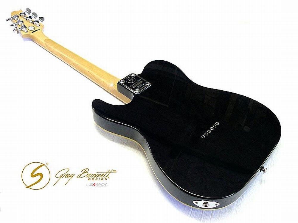 s de guitarra Samick Greg Bennett FA 2 transparente negro: Amazon.es: Instrumentos musicales