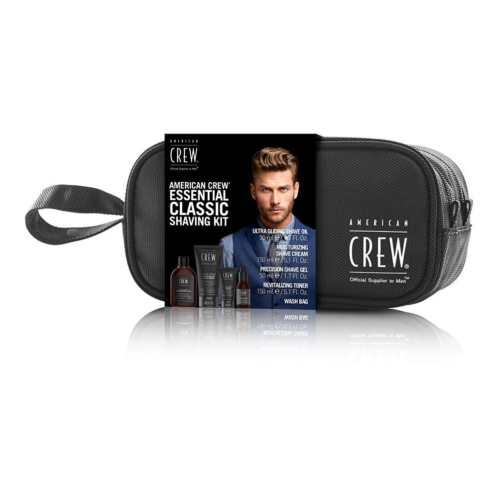 American Crew Essential Classic Shaving Kit