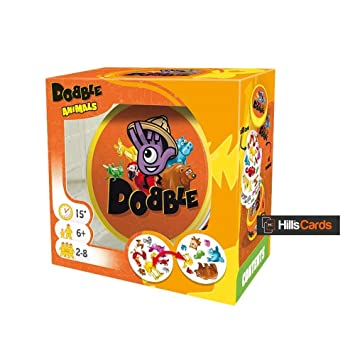 Dobble Animals - English: Amazon.es: Juguetes y juegos