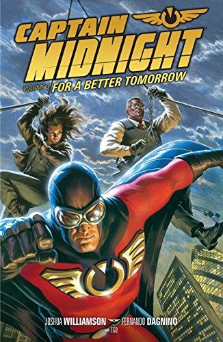 Captain Midnight Volume 3 by Dark Horse Books