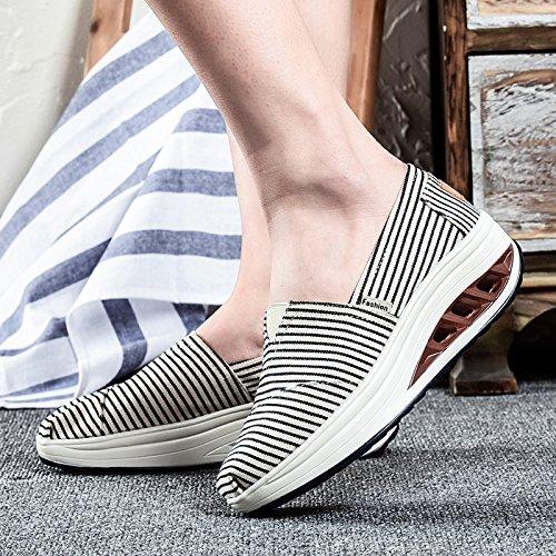 Tisomen 大きいサイズ ナースサンダル キャンバス 介護靴 白 ナースシューズ ウオーキング 長時間立ち仕事 レディース 看護師 リボン 軽量 通気 通勤