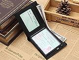 RFID Wallet for Men, Bifold Wallet, Sleek and