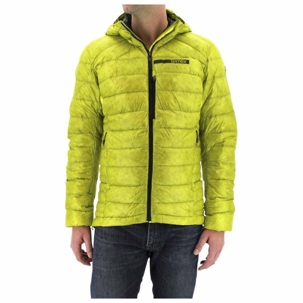 Adidas Terrex Climaheat Agravic Veste à capuche en duvet