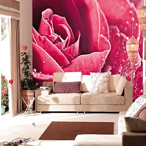ZLJTYN 320cmX210cm Professional 3d mural designs wall paper for homes wedding decoration photo floral wallpapers 3d custom any size