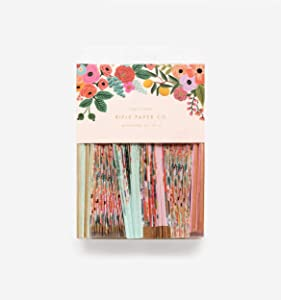Rifle Paper Party Fans Garden Party Assorted Set of 6
