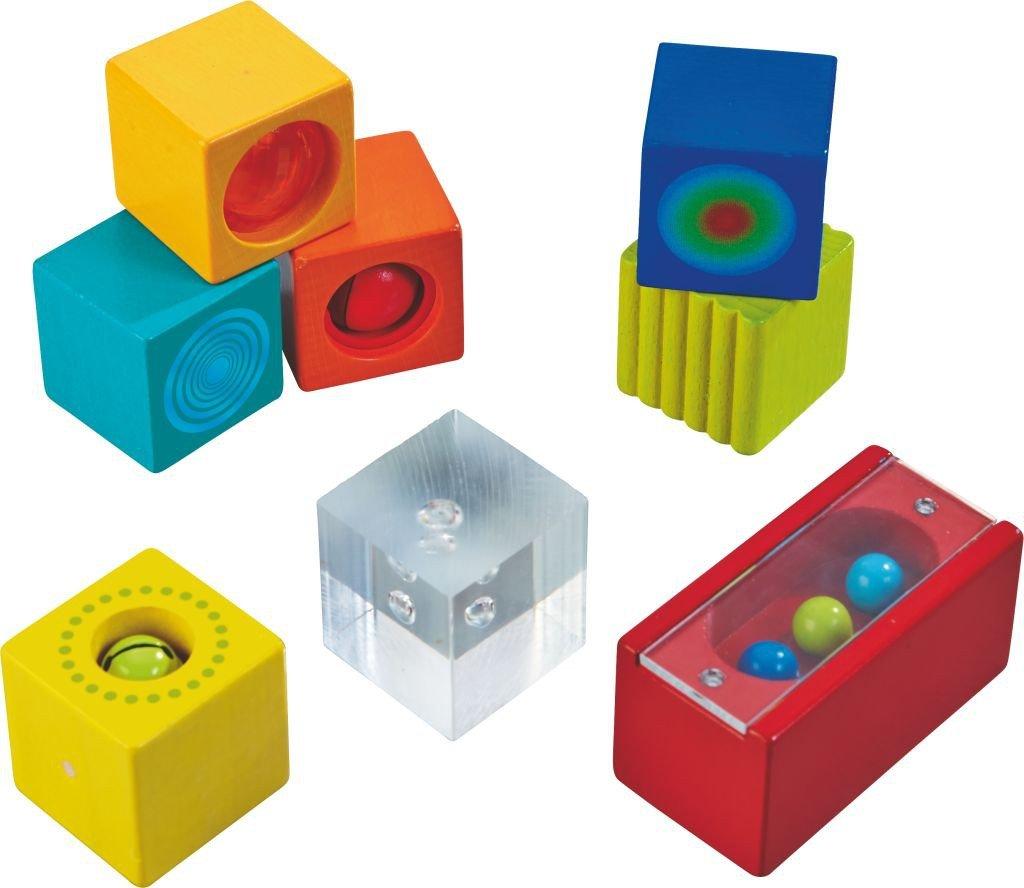 302573 Blocs D/écouverte Divertissement Color/é HABA