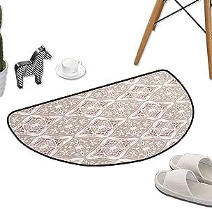 Amazon Com Washable Anti Slip Floor Mat Pastel Colored
