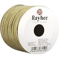 RAYHER HOBBY 5116031Cuerda de Papel con Alambre, 2mm