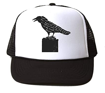 Game of Thrones Black Raven Baseball Cap Hat Gorra Unisex One Size ...