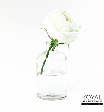 Amazon Koyal Wholesale Glass Bud Vases Home Decor Vases
